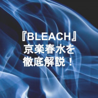 『BLEACH(ブリーチ)』京楽春水の卍解が強すぎる!ひょうきんすぎる現・総隊長