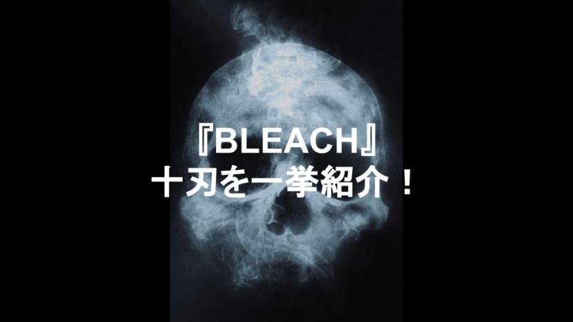 bleach ブリーチ エスパーダ サムネイル