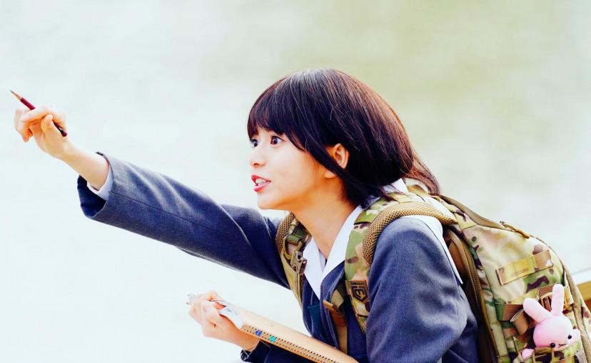 『映像研には手を出すな!』齋藤飛鳥