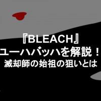 『BLEACH(ブリーチ)』ユーハバッハの目的はなんだったのか 滅却師の始祖を解説!