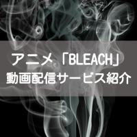 アニメ『BLEACH ブリーチ』の動画を無料視聴する方法【1話~最終回をanitubeより確実に】