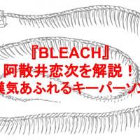 『BLEACH(ブリーチ)』阿散井恋次を徹底解説!ルキアと結ばれた六番隊副隊長