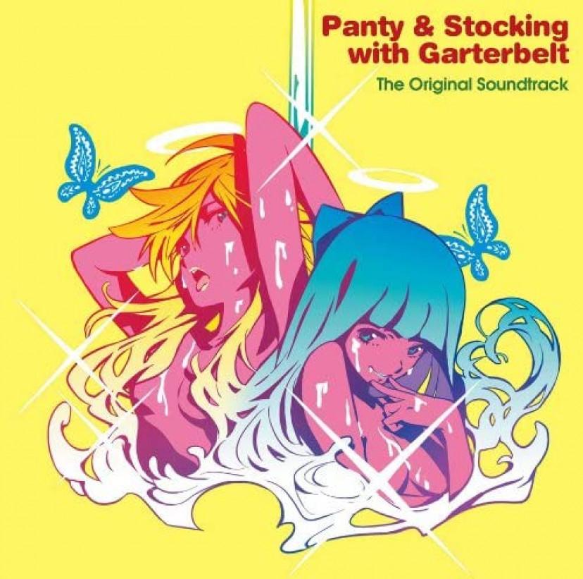 パンティ&ストッキングwithガーターベルト  Panty & Stocking with Garterbelt