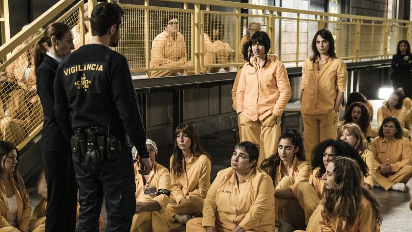 『ロックアップ/スペイン女子刑務所』