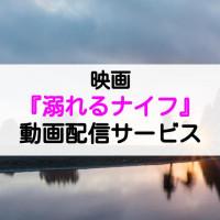 映画『溺れるナイフ』のフル動画を無料でdailymotionより確実に視聴する方法【菅田将暉×小松菜奈】