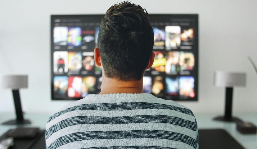 テレビ、VOD