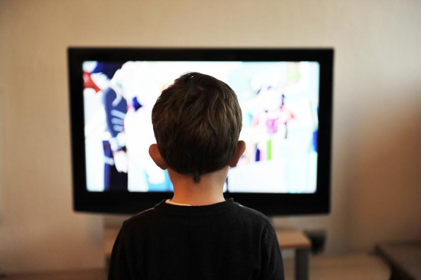 テレビ こども