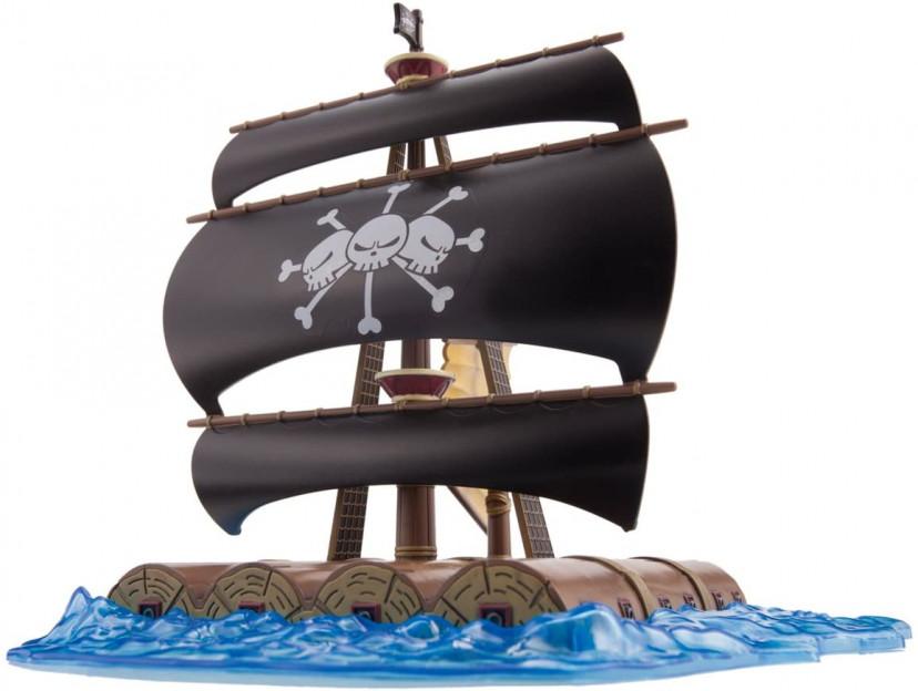 ワンピース 黒ひげ ティーチ 海賊船