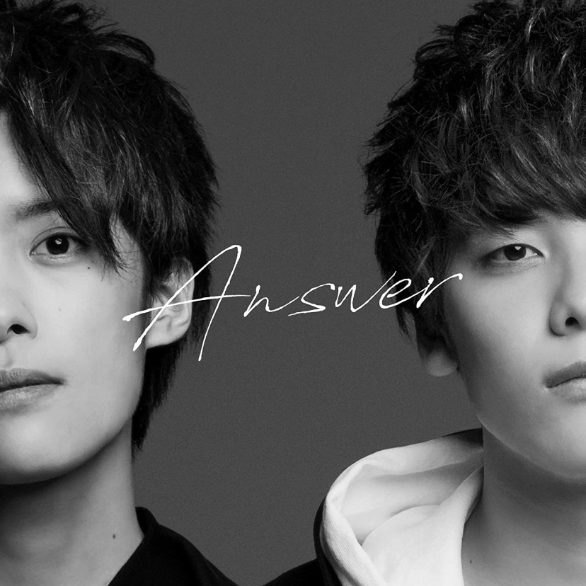 ANSWER / Only this time(焚吐×みやかわくん)