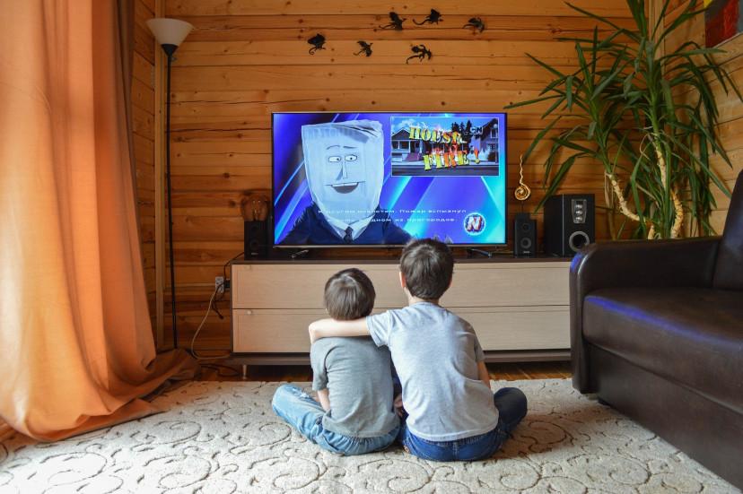 テレビ 子ども