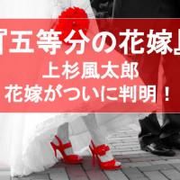 『五等分の花嫁』上杉風太郎を徹底解説!花嫁と6年前の少女の正体がついに判明