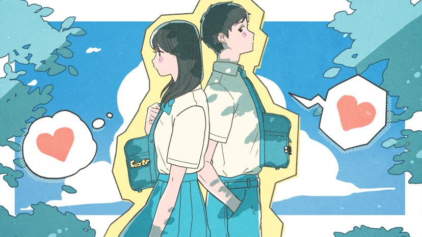 恋愛アニメ サムネイル