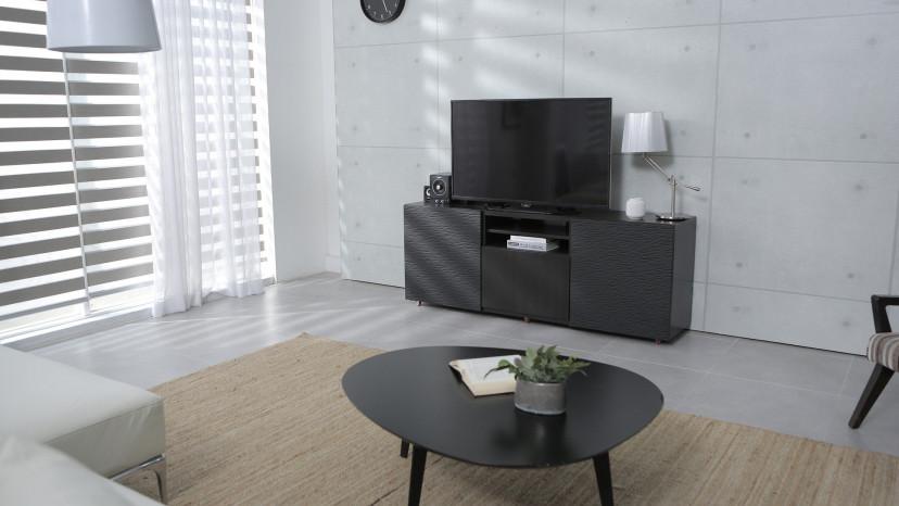 テレビ、家、リビング、フリー素材