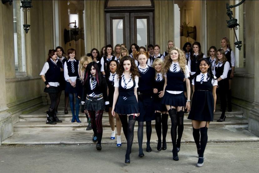 『聖トリニアンズ女学院』