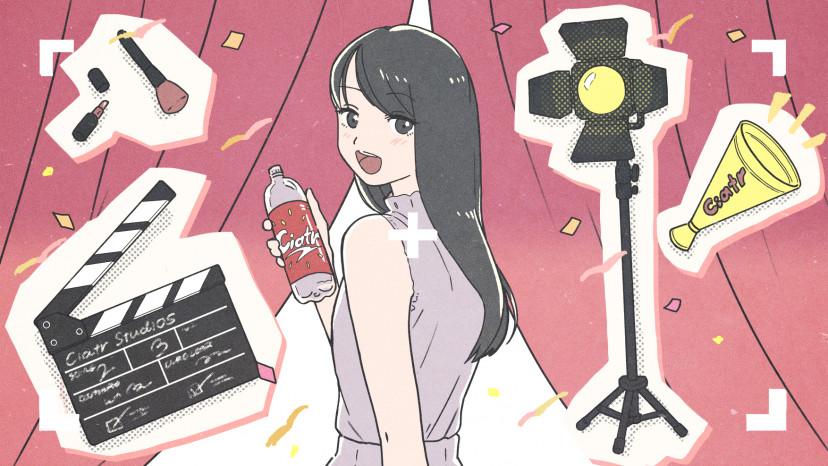 cm女優 サムネイル