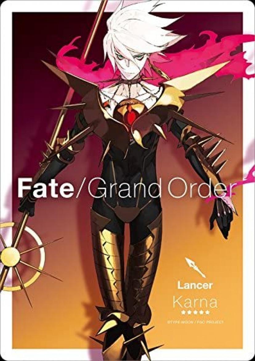 Fate/Grand Order ランサー カルナ
