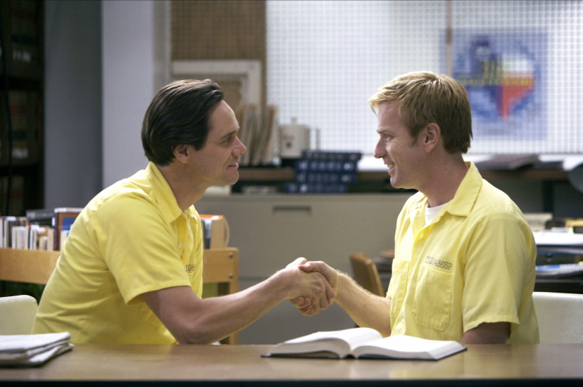 『フィリップ、きみを愛してる』ジム・キャリー、ユアン・マクレガー
