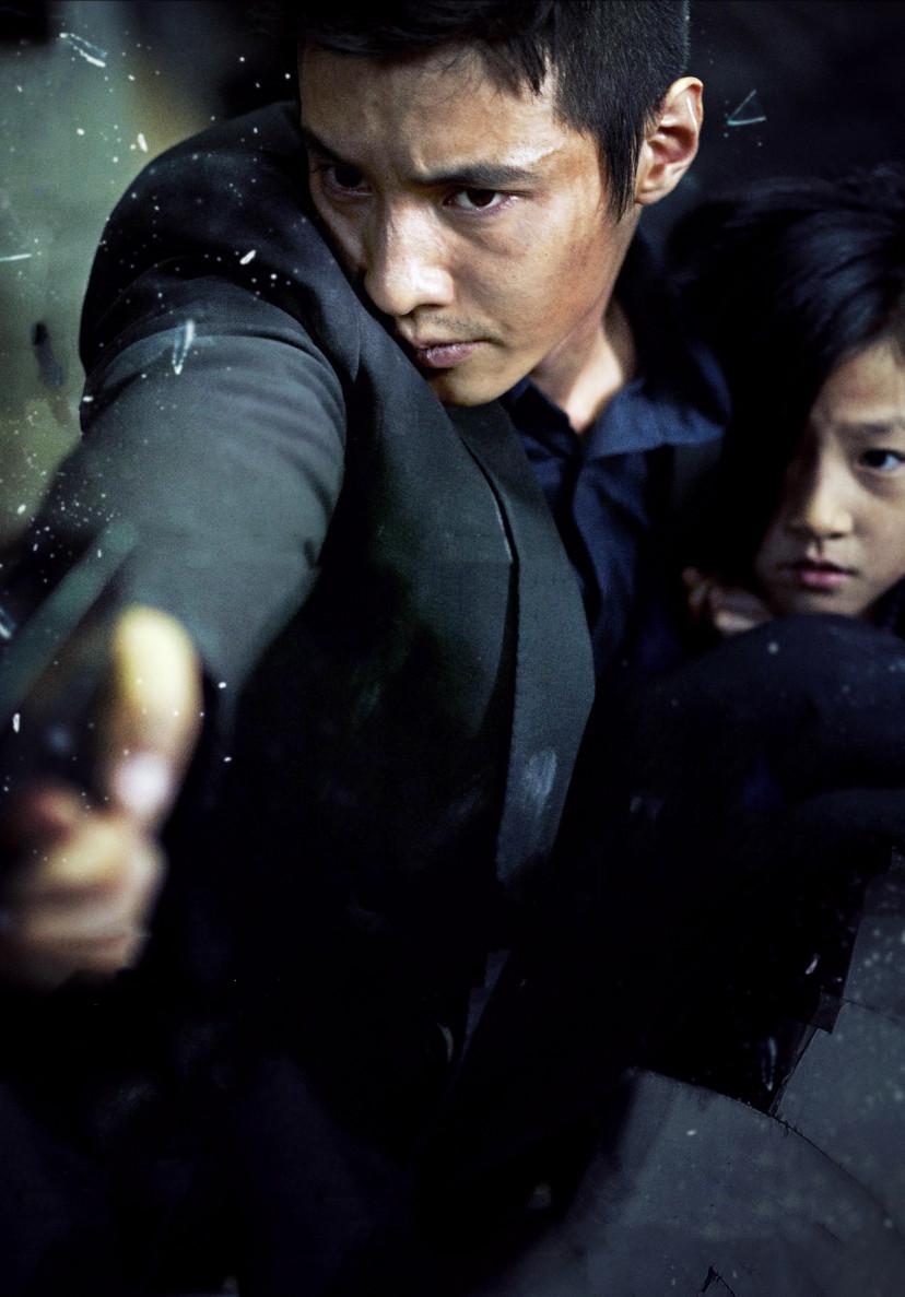 『アジョシ』ウォンビン、キム・セロン