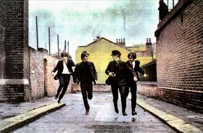 『ハード・デイズ・ナイト』(『ビートルズがやって来るヤァヤァヤァ!』)ビートルズ