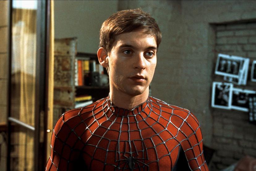『スパイダーマン』トビー・マグワイア