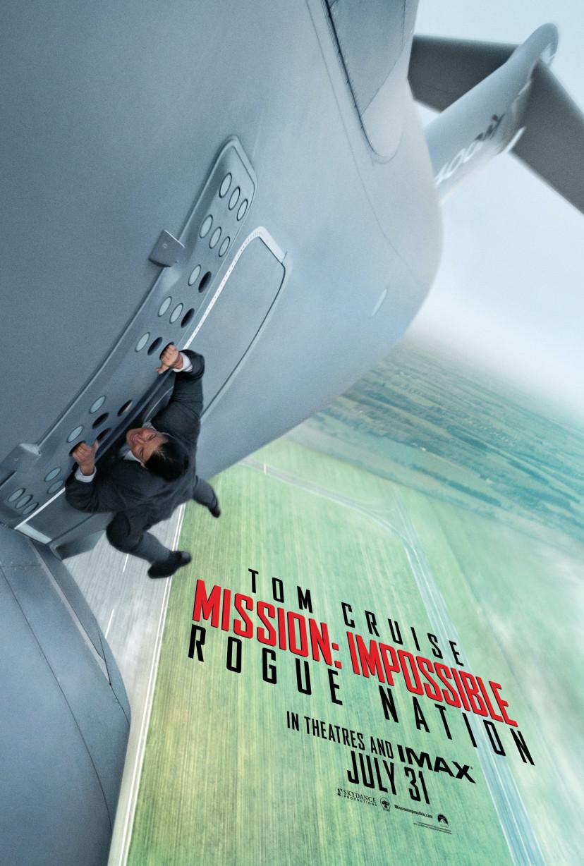 『ミッション:インポッシブルローグ・ネイション』