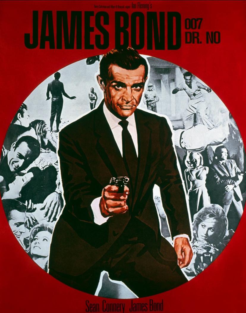『007ドクター・ノオ』ショーン・コネリー