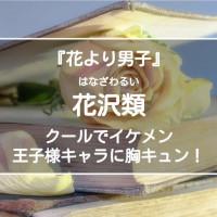 「花男」F4の花沢類を振り返る!つくしの幸せを願うイケメン