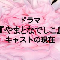 ドラマ『やまとなでしこ』キャストの現在【放送から20年後も活躍中!】