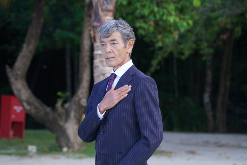 『コンフィデンスマンJPプリンセス編』柴田恭兵
