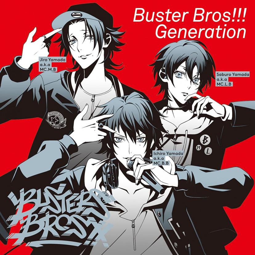 ヒプノシスマイク Buster Bros