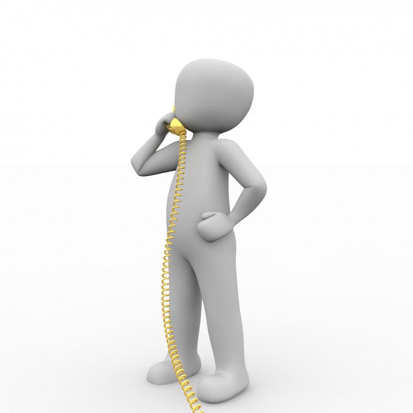 カスタマーサービス、サービス、電話、フリー素材