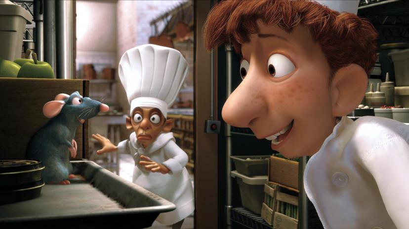 『レミーのおいしいレストラン』