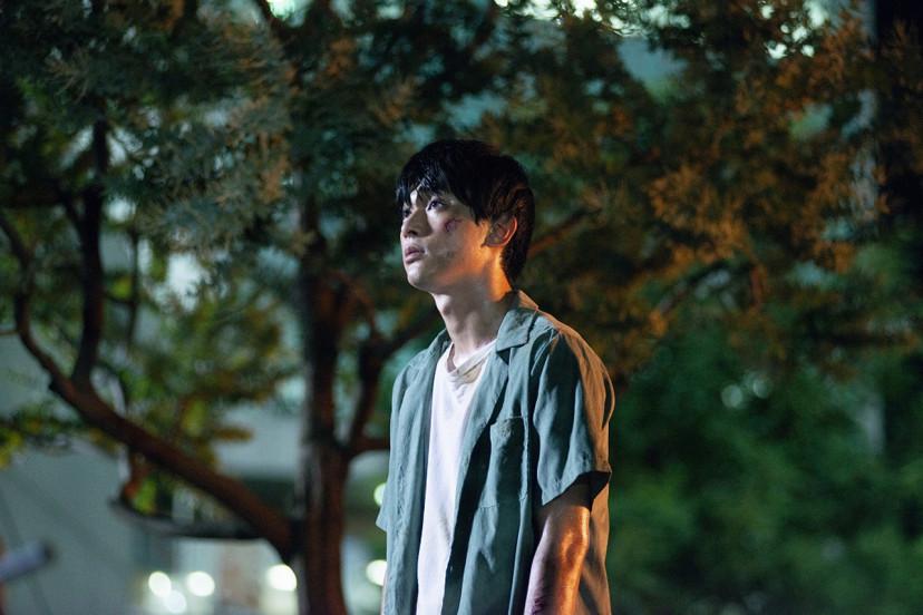 『青くて痛くて脆い』吉沢亮