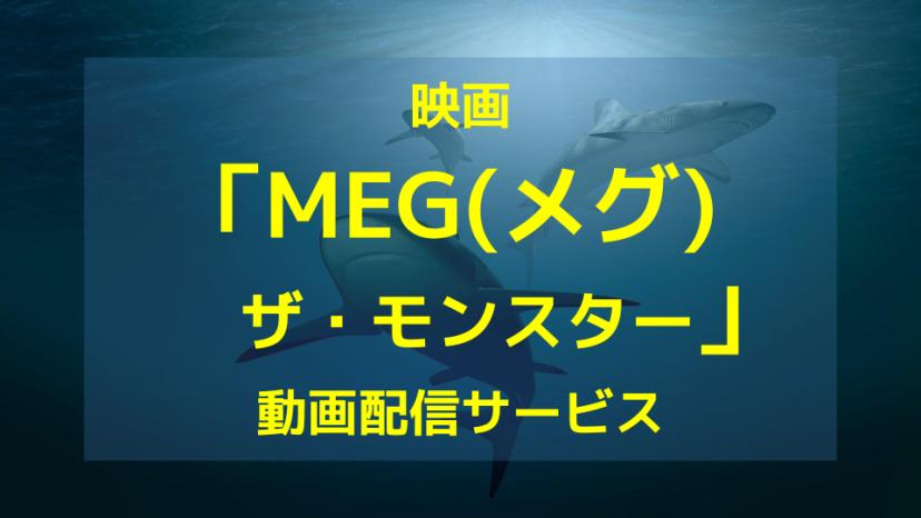 MEG(メグ)、動画配信サービス、サムネイル