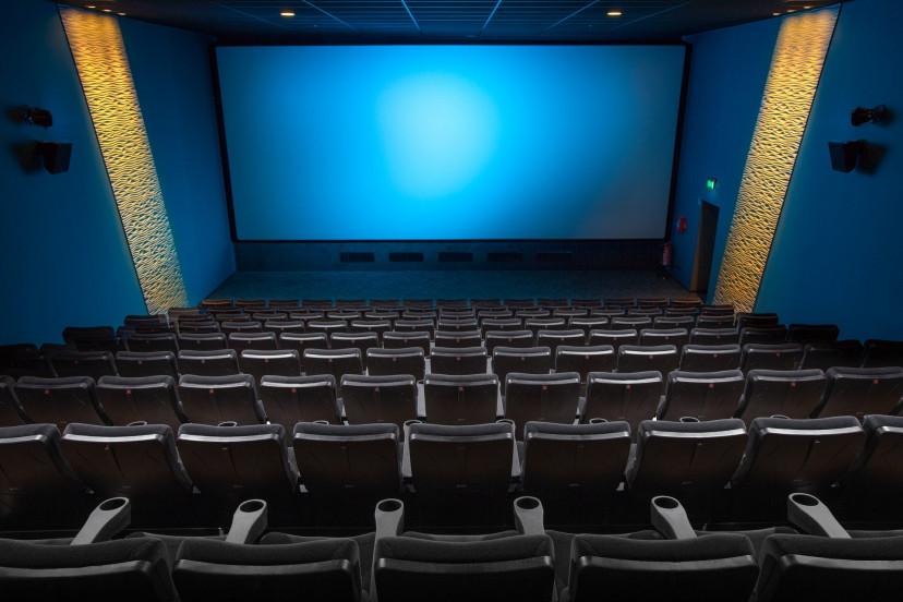 映画館、劇場、フリー素材