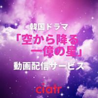 韓国ドラマ『空から降る一億の星』1話から最終回までの動画を無料視聴できる配信サービスはある?【日本語字幕】
