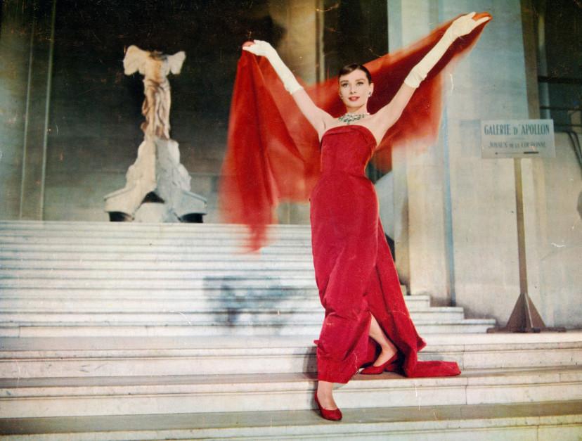 『パリの恋人』オードリー・ヘプバーン