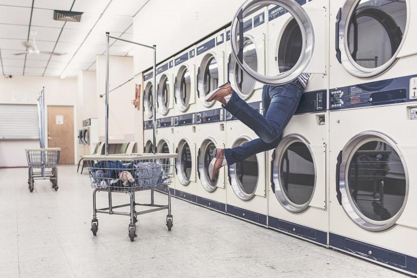 洗濯、フリー素材
